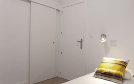 Relájate en el centro de Madrid en nuestra habitación Relax con un diseño elegante.